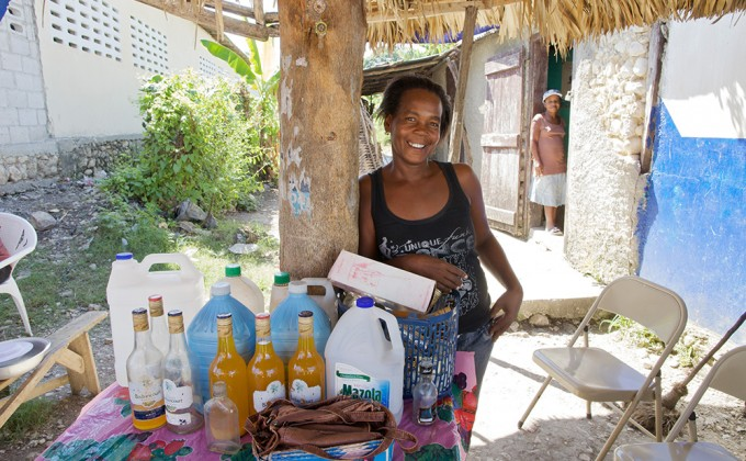 Fanm Deside: an organization that fights to improve the status of women in Haiti