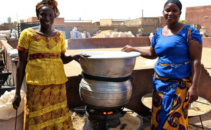 Support Project for Women Rice Parboilers (PAERIZ)