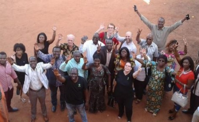Uniterra Burkina Faso Newsletter - Number 4  (in French)